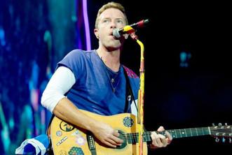 Vocalista de Coldplay pidió durante con cierto solidarizarse con los venezolanos