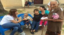 Caritas realizó Primera Toma de la Caridad en San José de Calasanz