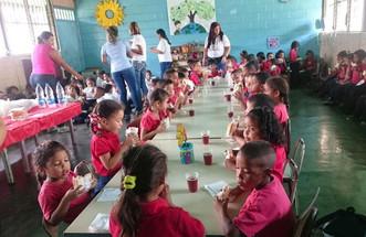 """Programa""""La Lonchera De Mi Hijo"""" a beneficiado a más de dos mil niños"""