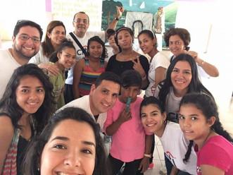Casa Hogar Febres Cordero recibió donativos de voluntarios de Citibank