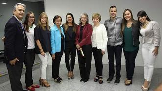 Fundación Telefónica Movistar mostró prácticas de voluntariado