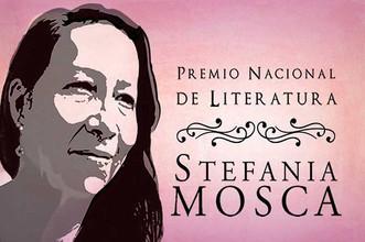Convocan al Premio Nacional de Literatura Stefanía Mosca