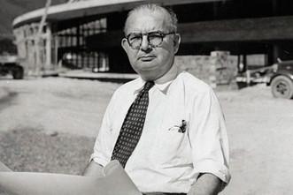 Se cumplen 117 años del natalicio de Carlos Villanueva, arquitecto de la Ciudad Universitaria de Car