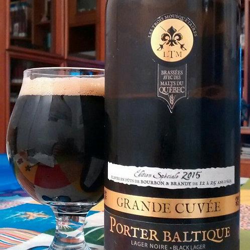 Porter Baltique Rhum et Brandy - 2015 - 10,5% alc./vol. - 750 ml