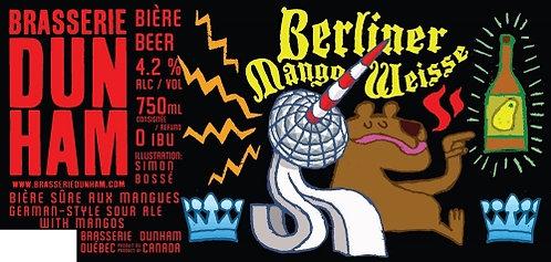 Berliner Mango Weise - 4,2 alc./vol. - 750 ml