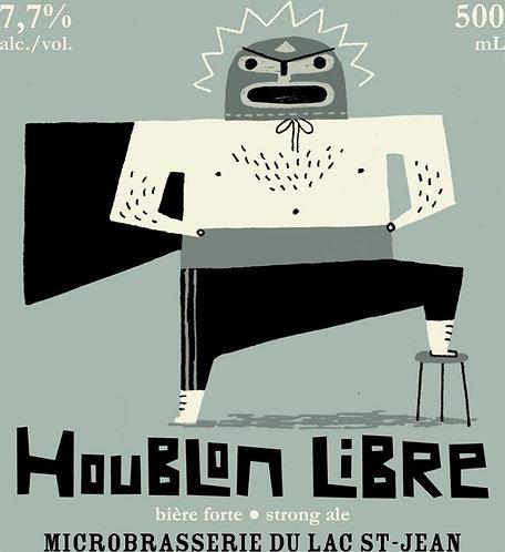Houblon Libre - 2014 - 7,7% alc./vol. - 500 ml