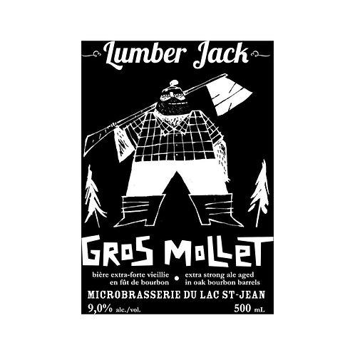 Gros Mollet Lumber Jack - 2015 - 9,0% alc/vol. - 500 ml