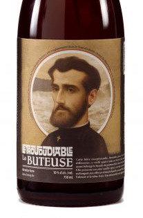 Buteuse Brassin spécial - 2015 - 10% alc./vol. - 750 ml