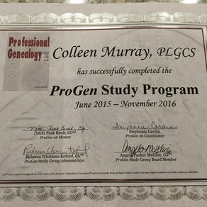 ProGen26 Graduate!