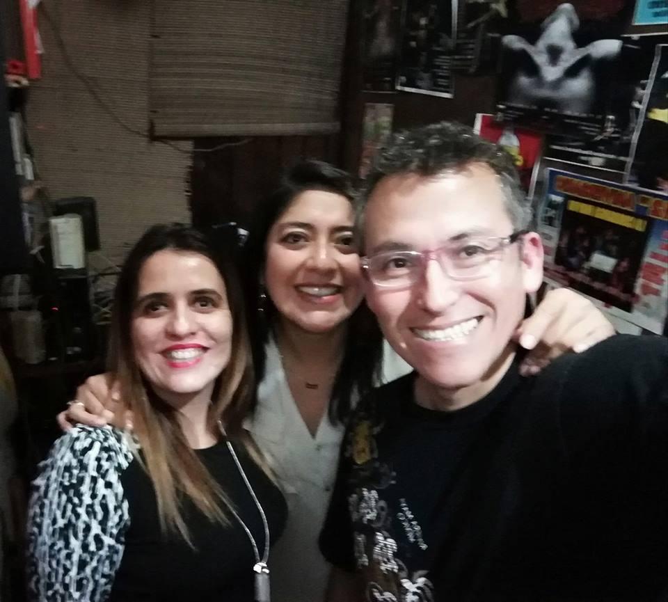 Maribel Gastulo y Jaime Herrera