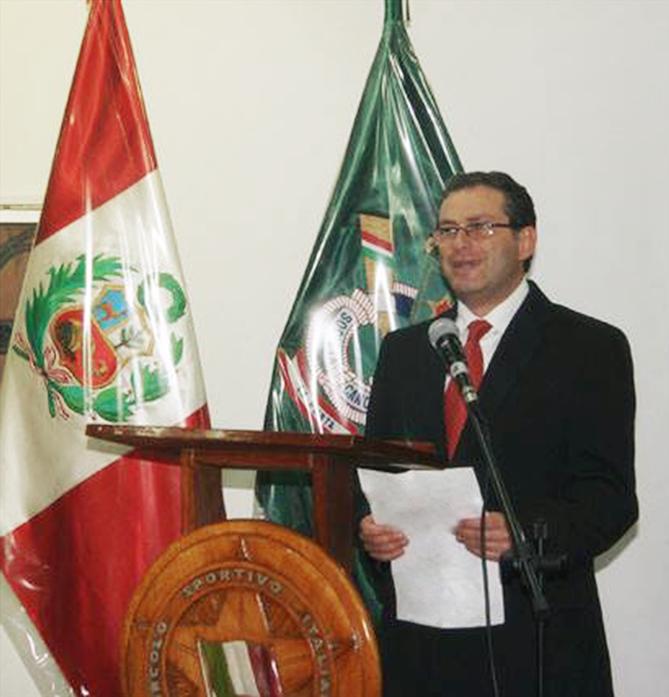 COMUNICATO STAMPA COMITES PERU