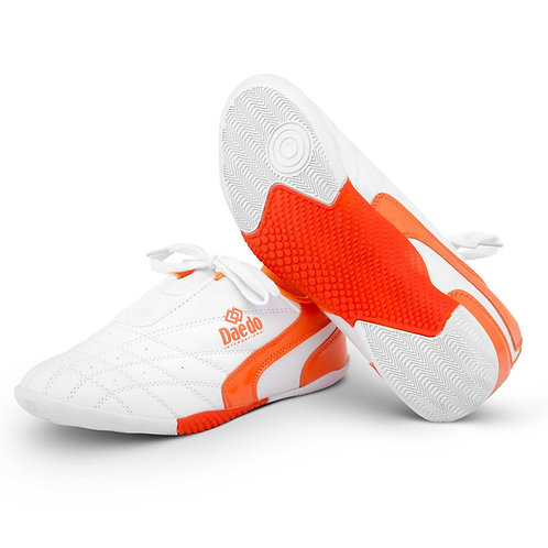 """Kick"" Shoes (Daedo) - Orange"