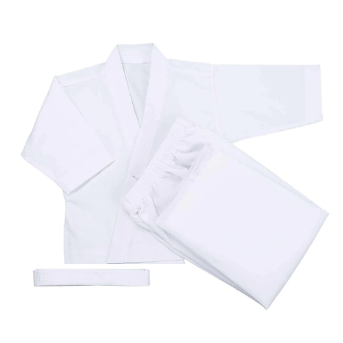 Kids Karate Uniform + White Belt