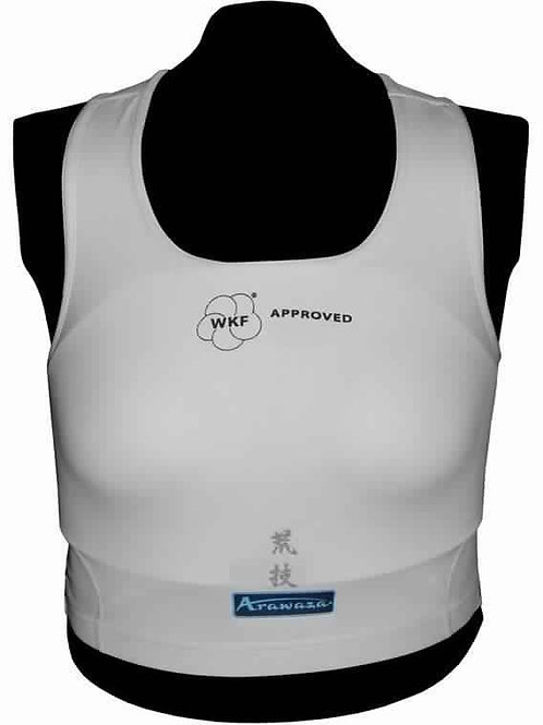 Chest Protector Fem. - Arawaza WKF Approved