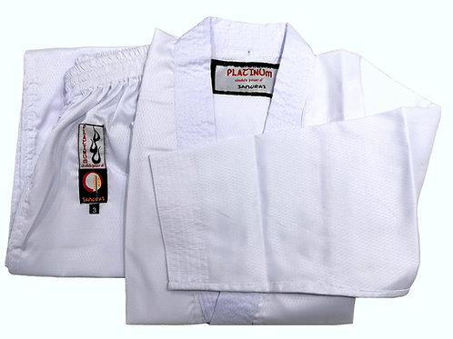 """Kumite """"Platinum"""" Karate Gi Samurai"""