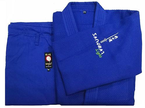 "Judo Gi ""LIGHT"" Blue Samurai"