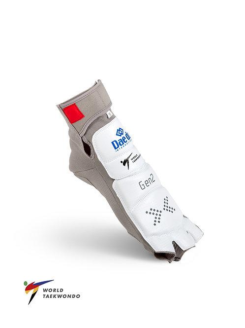"""Generation 2 Electronic Foot Sensor  (Daedo) """"World Taekwondo Federation Rec."""""""