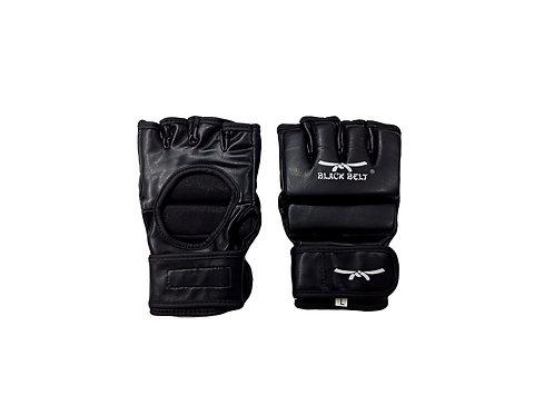 MMA Gloves Black Belt