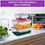 Thumbnail: A&S KITCHEN Food Storage Container Set - 6 Piece Set