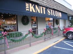 Knit Studio Entrance