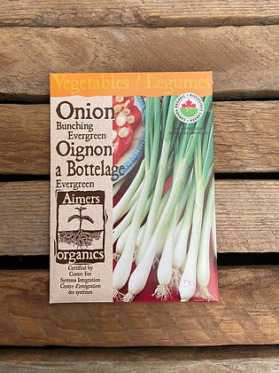 Onion Bunching  -  Aimers Seed