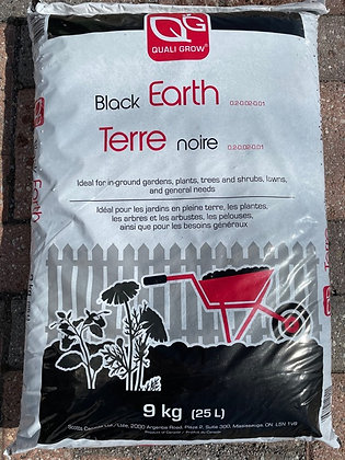 Black Earth 25L
