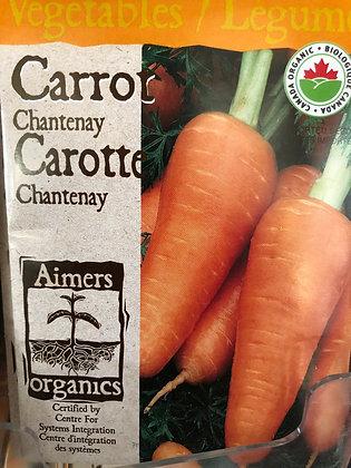 Carrot Chantenay - Aimers