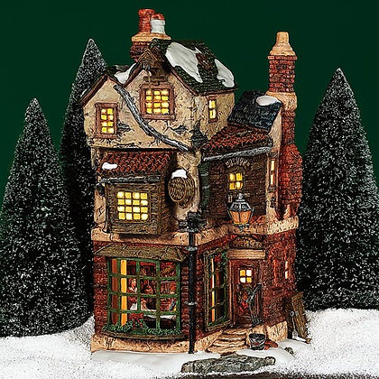 Dept 56  Cratchit's Corner