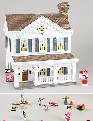 Dept 56   Home For The Holidays