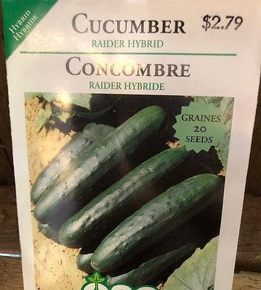 Seed - OSC - Cucumber Raider Hybrid