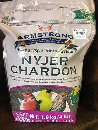 Birdseed Nyjer 1.8kg