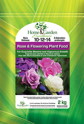 HGE Rose and Flower 10-12-14