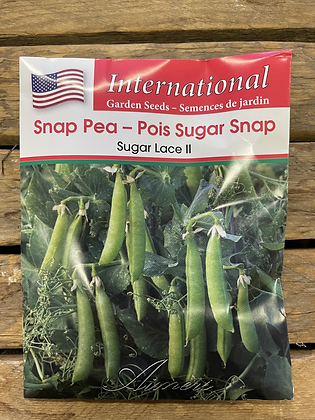 Pea Snap Sugar Lace  -  Aimers International