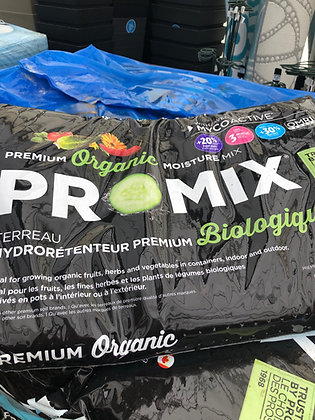 Premier Pro Mix Organic Moisture Mix 28L
