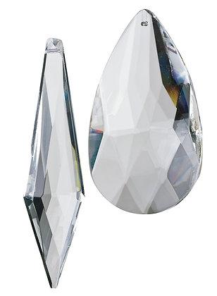 Crystal Drop/ Diamond Ornament