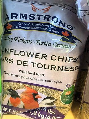 Birdseed Sunflower Chips 1.8kg