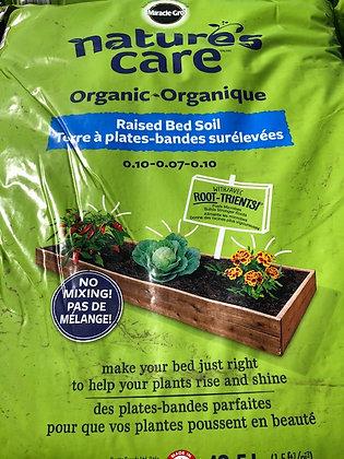 Organic Raised Bed Soil 42.5 L