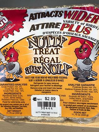 Nutty Treat Suet 11.75oz