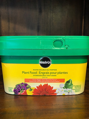 Miracle Gro All Purpose Plant Food 24 - 8 - 16 500gm