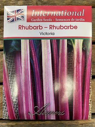 Rhubarb Victoria  -  Aimers International