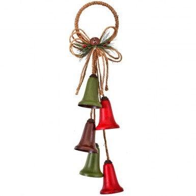Jute Bell Door Hanger