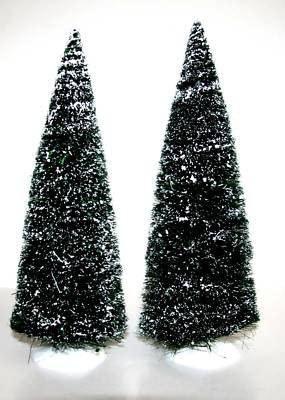 Dept 56 Topiary Set of 2