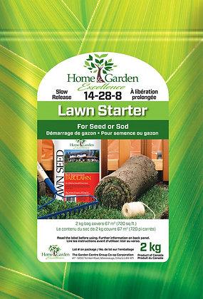 HGE Lawn Starter 14-28-8