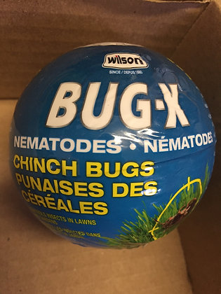 Bug X Nematodes for Chinch Bug Control