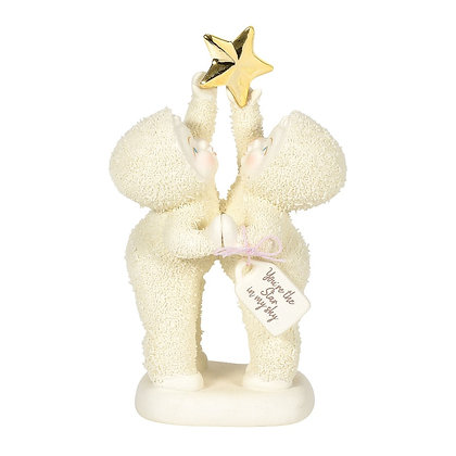 Snowbabies Ornament You're the Star in My Sky