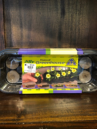 Jiffy 7 Greenhouse -12