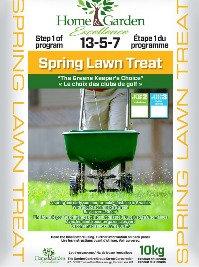HGE Lawn Treat 13-5-7