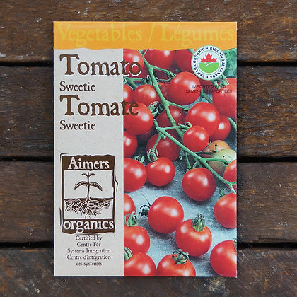Tomato Sweetie  -  Aimers Seed