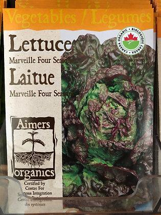 Lettuce Marveille Four Seasons - Aimers