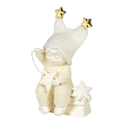 Snowbabies Ornament This Star's for You